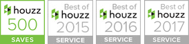 Houzz Award Winning Company