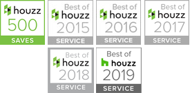 Best of Houzz - Wichita Kitchen Design and Remodel